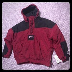 UMass vintage starter jacket with tags!!